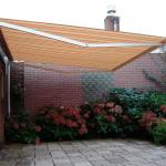 goedkope terrasscherm